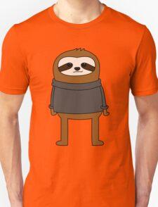 Simple Sloth Steve Unisex T-Shirt