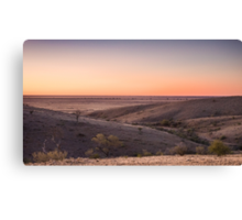Outback Canvas Print