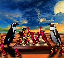 Surreal Chess by shall