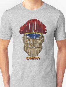 M. Bison Wins T-Shirt
