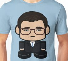 Chris Hayes Politico'bot Toy Robot 1.0 Unisex T-Shirt