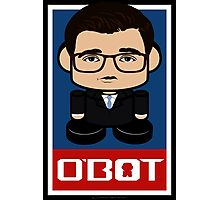 Chris Hayes Politico'bot Toy Robot 2.0 Photographic Print