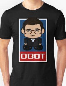 Chris Hayes Politico'bot Toy Robot 2.0 T-Shirt