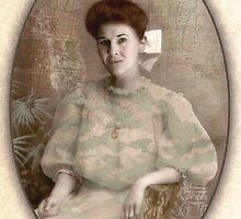 My vintage self by Karen Scrimes