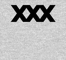 XXX Solid [Black Ink] Unisex T-Shirt