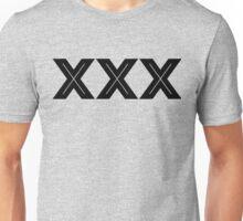 XXX Inline [Black Ink] Unisex T-Shirt