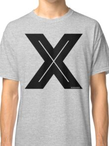 X Inline [Black Ink] Classic T-Shirt