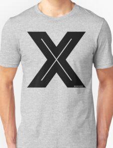 X Inline [Black Ink] T-Shirt