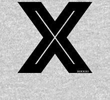 X Inline [Black Ink] Unisex T-Shirt