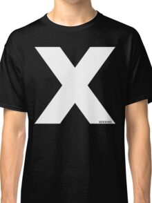 X [White Ink] Classic T-Shirt