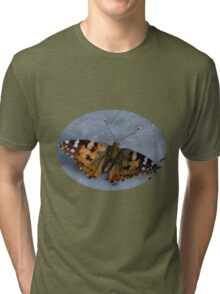 Painted Lady Tee - 01 Tri-blend T-Shirt