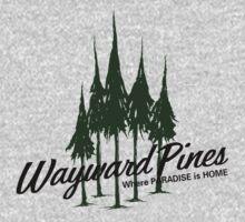 Wayward Pines by chazy73