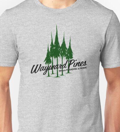 Wayward Pines Unisex T-Shirt