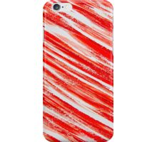 Red Winds iPhone Case/Skin