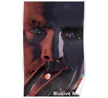 The Illusive Man Poster