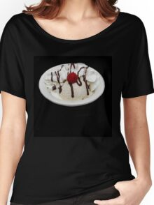 JADA'S DESSERT! Women's Relaxed Fit T-Shirt