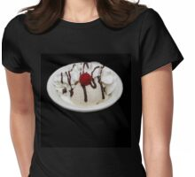 JADA'S DESSERT! Womens Fitted T-Shirt