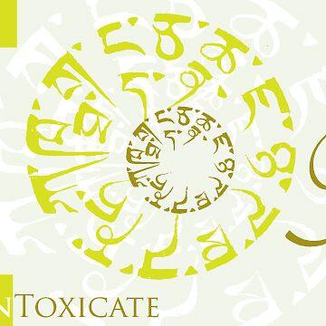 Tibetan Typography by Brittnie Ayres