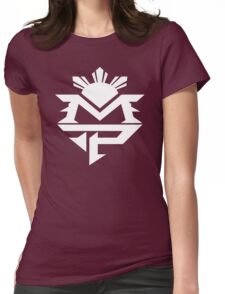 Manny 4 Womens Fitted T-Shirt
