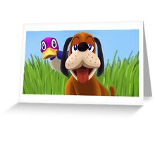 DuckHunt  Greeting Card