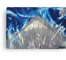 angel on the fly.... Canvas Print