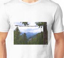 Cascade Mountain Beauty Unisex T-Shirt