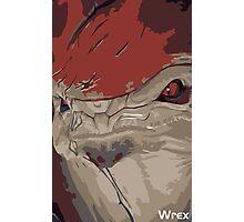 Wrex Photographic Print