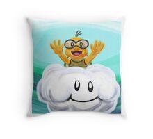 Lakitu Throw Pillow