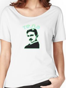 Tesla Women's Relaxed Fit T-Shirt