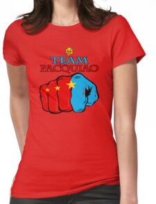 Manny 8 Womens Fitted T-Shirt