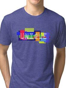 Unique Creative Tri-blend T-Shirt