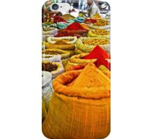 Masala Bazaar iPhone Case/Skin