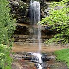 Munising Falls by Karen Karl
