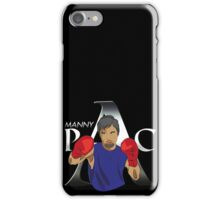 """Manny """"Pacman"""" Pacquiao 2015 iPhone Case/Skin"""