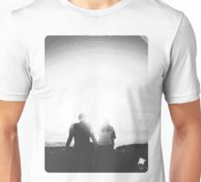 Lovers @ The Edge of the Earth Unisex T-Shirt
