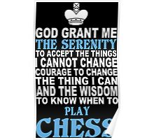 Limited Edition Funny Chess Tshirts Poster