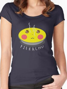 Piekachu! Women's Fitted Scoop T-Shirt