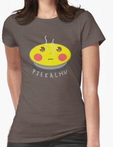 Piekachu! Womens Fitted T-Shirt