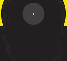 No143 My This Spinal Tap minimal movie poster by JiLong