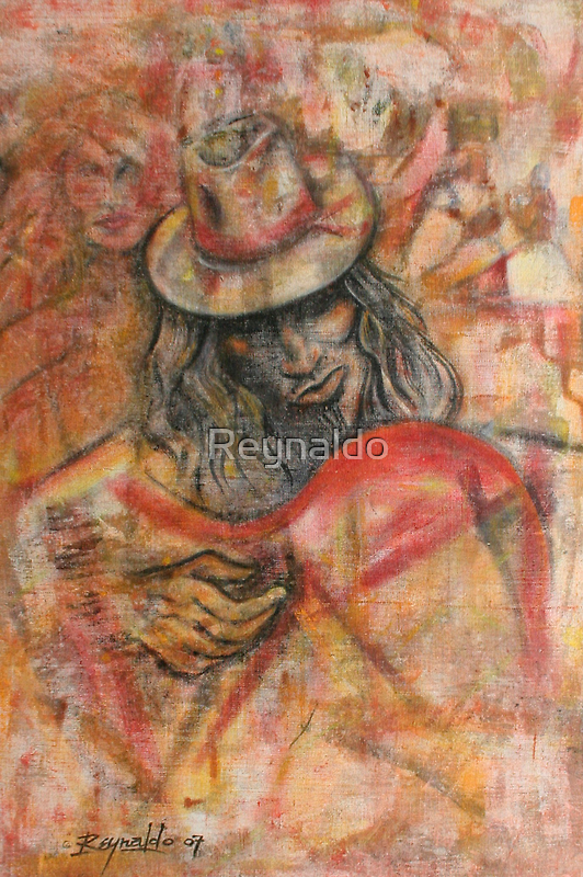 Johnny Guitar by Reynaldo
