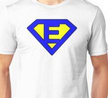 E letter Unisex T-Shirt