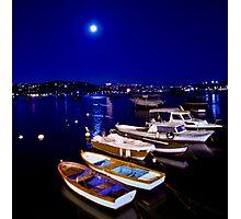 Istanbul Nights Photographic Print