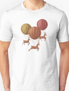 Flight of the Deer T-Shirt