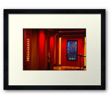 Malaysia - An Appetite For Colour Framed Print