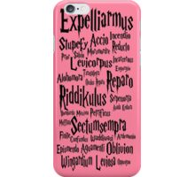 """Spells"" iPhone Case/Skin"