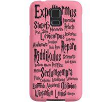 """""""Spells"""" Samsung Galaxy Case/Skin"""