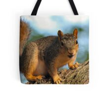 Busy Guy Tote Bag