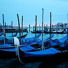 Venice at Dawn by lousutherland
