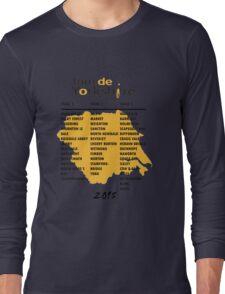 Tour de Yorkshire 2015 Tour Long Sleeve T-Shirt