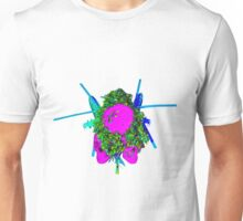 skulls pokeball tree helicopter  Unisex T-Shirt